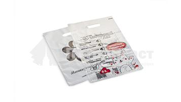 Пакеты с прорубной ручкой (357x201)